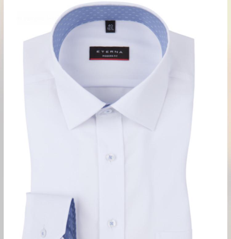 Beim Kauf von 4 Eterna Hemden - 1 Hemd 22,50 € inkl. Versand