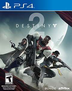 Destiny 2 (PC/PS4/Xbox One) für 26,40€ (Amazon.com)