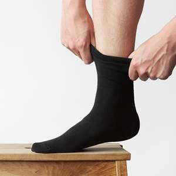 4 paar schwarze Socken für 1,60€ inkl. Versand