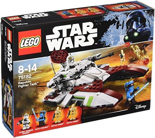 [Amazon] Lego 75182 Star Wars Republic Fighter Tank, Star Wars Auto Spielzeug