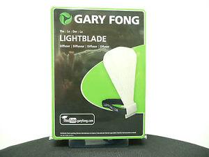 [ebay] Gary Fong Lightblade Diffusor