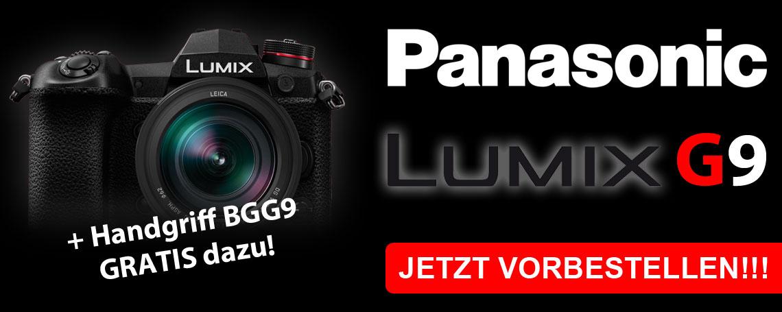 Foto Gregor Gruppe Sammeldeal aus dem aktuellen Werbeprospekt Sony A6000 Canon EOS 750D Panasonic Lumix DC-G9 Leica Q