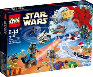 Lego 75184 Star Wars Adventskalender 2017