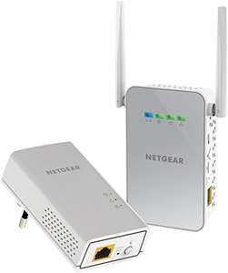 [Amazon] NETGEAR PLW1000-100PES Powerline-Adapter Set