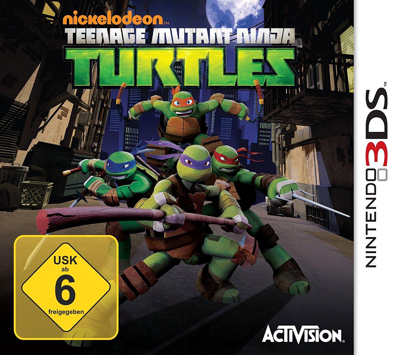 Teenage Mutant Ninja Turtles (3DS) für 7,00€ (Saturn)