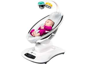 4moms mamaRoo 3D Babywippe - App-steuerbare Babywippe