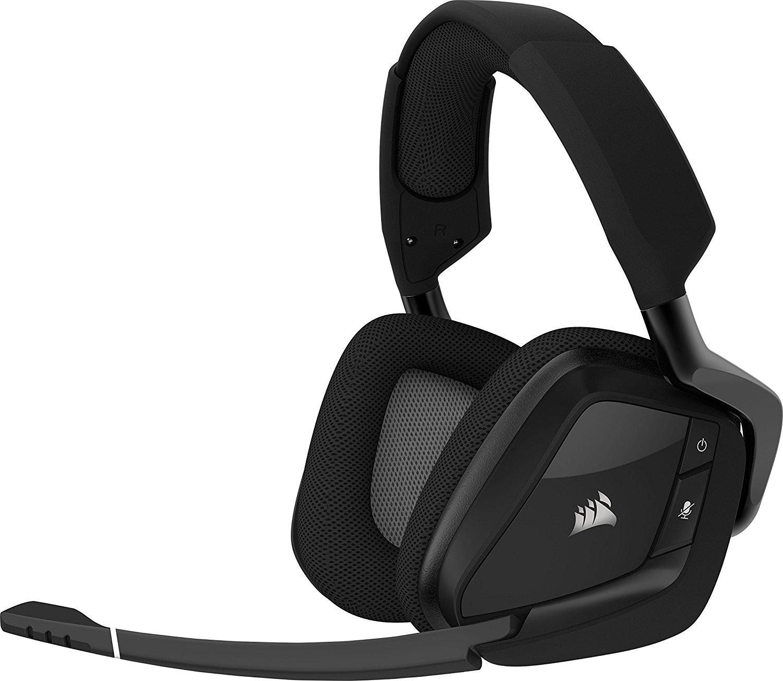 [Amazon Prime-Blitzangebot] Corsair VOID PRO Wireless, schwarz (weiß für rund 3€ mehr)