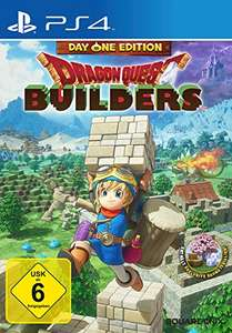 Dragon Quest Builders Day One Edition (PS4) für 10,99€ (Rakuten Paydirekt)