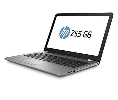 [Amazon] HP 255 G6 SP 2UC27ES 39,6 cm (15,6 Zoll FHD) Notebook (AMD A6-7310, 8GB RAM, 256GB SSD, AMD Radeon Grafik, DVD, Windows 10) grau