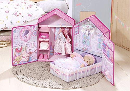 [Amazon] Zapf 4001167794425 Schlafzimmer, mehrfarbig