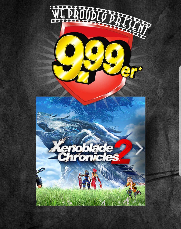 [Gamestop 9.99er] Xenoblade Chronicles 2 für Nintendo Switch