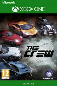 The Crew (Xbox One Download Code) für 5,41€ (CDKeys)