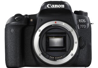 Canon EOS 77d Body + Cashback 100€ - ACHTUNG: Nur bis Do 9:00 Uhr