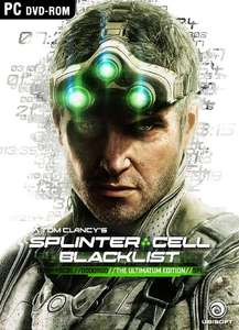 Tom Clancy´s Splinter Cell Blacklist Ultimatum Edition (PC) - Amazon