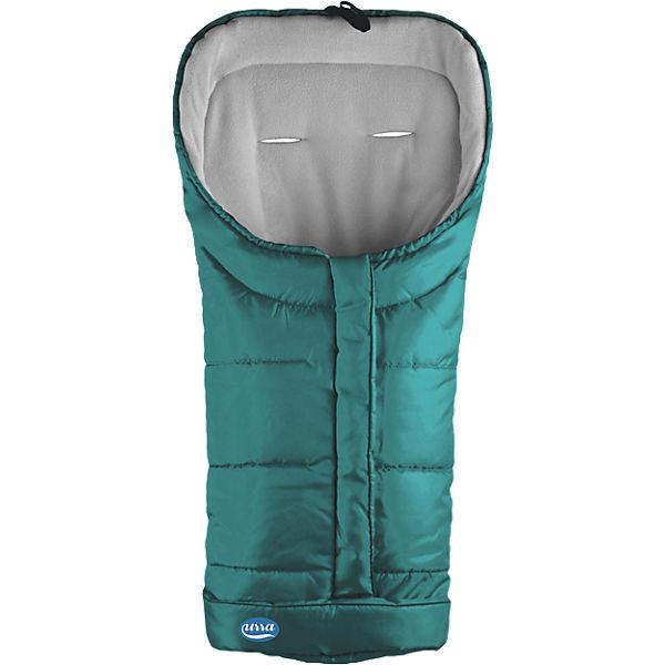 Fußsack für Babys und Kleinkinder (im Kinderwagen) von Urra, groß - Fleece 90x46cm