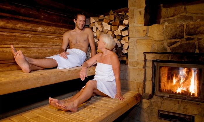 Der Saunaführer mit Gutscheinen für Saunabesuche 17,90 statt 24,90 Groupon