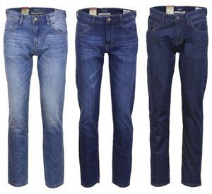 Tom Tailor Herren Jeanshose Aedan Slim Vintage 100% Baumwolle@ebay