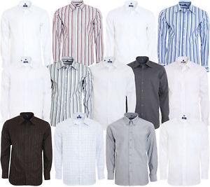 Derby of Sweden 100% Baumwoll Hemden 12 Modelle/Farben@ebay