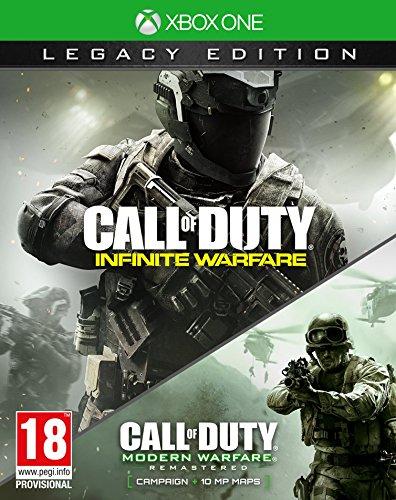 Call of Duty: Infinite Warfare (Legacy Edition inkl. Modern Warfare Remastered) (Xbox One) für 14,50€ (Amazon UK)