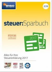 [Rakuten, Paydirekt] Wiso Steuer Sparbuch 2018 - CD Version, Download oder MAC