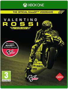 Valentino Rossi: The Game (Xbox One) für 11,90€ (Game UK)