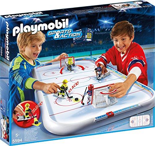 [Amazon Prime only oder ToysRus] PLAYMOBIL 5594 - Eishockey-Arena