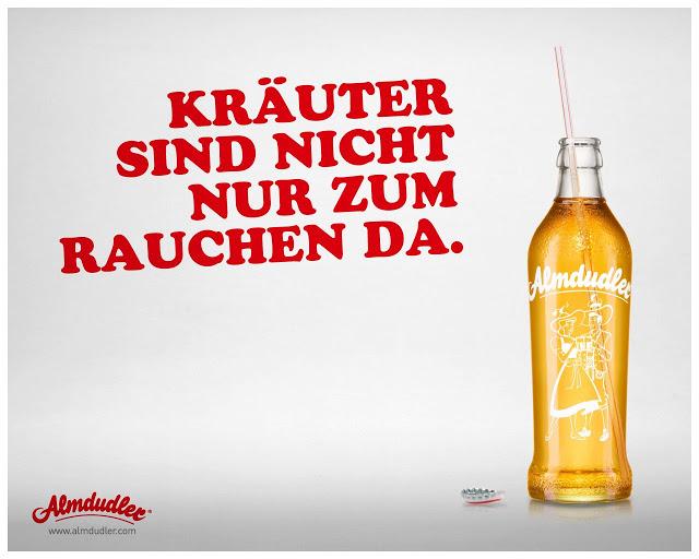 Original Almdudler Kräuterlimonade - 1l-Flasche für nur 0,99 € (zzgl. Pfand) @ [Kaufland bundesweit ab 07.12]