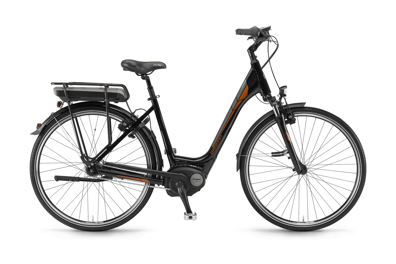 WINORA B270.C 400€ billiger als bei idealo! – E-Bike 2017 mit Bosch-Mittelmotor