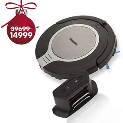 Roboter Philips FC 8715/01 SmartPro oder DE'LONGHI ECAM 20.110.B für 14999 [Shell ClubSmart] Punkte
