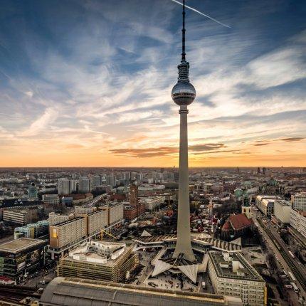 Hotel: Berlin [Januar - Februar] - Wochenendtrip - Doppelzimmer - 2 Nächte im 4 Sterne Hotel Park Inn By Radisson Berlin Alexanderplatz für nur 58€ pro Nacht inkl. Frühstück