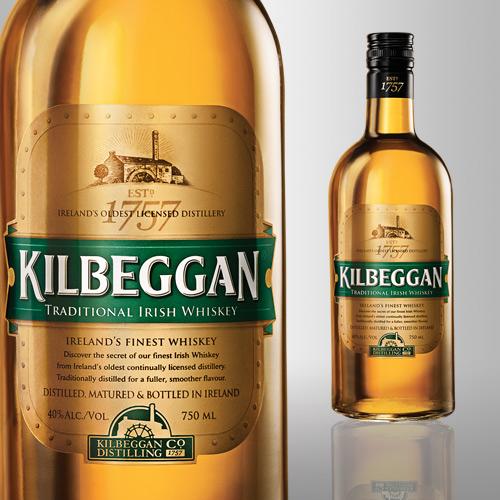 """0,7l Flasche Kilbeggan für nur 9,49 € beim Real [Anmerkung von """"wintersbone"""": Couponplatz]"""