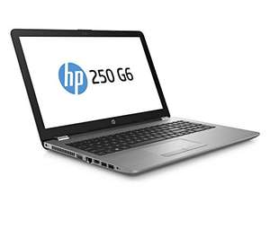 [Amazon] HP 250 G6 SP 2UC32ES (15,6 Zoll Full HD) Business Notebook (Intel Core i7-7500U, 8GB RAM, 256GB SSD, Intel HD Grafikkarte, DVD-Writer, Windows 10) grau
