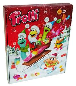 [Amazon] Trolli Adventskalender, 1er Pack (1 x 465g)