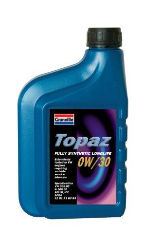 Topaz 0w30 VW Longlife Motoröl 1L Gebinde @amazon plus