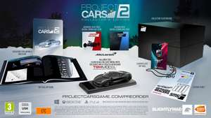 Project Cars 2 - Collector's Edition (PS4/Xbox One) für 61,34€ (Graingergames)