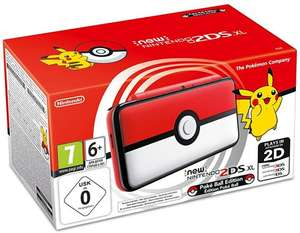 Nintendo New 2DS XL Pokéball Edition für 135,99€ (Konsolenkost)