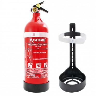 Advent Advent die Bude brennt! 2L ABF Fettbrand Schaum-Kombi-Löscher mit Mehrzweck Halterung (DIN EN3) für 24,95€ inklusive Versand [DE] (Andris)