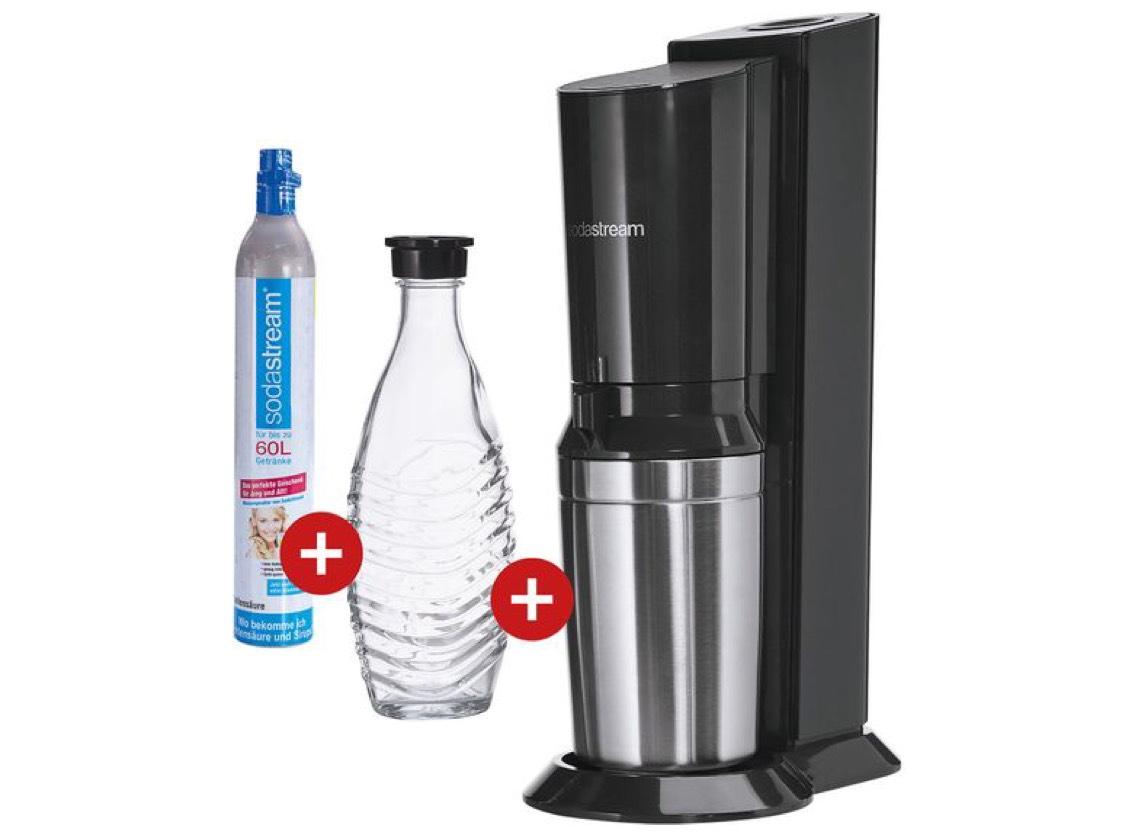 [LIDL] Sodastream Wassersprudler Crystal 2.0