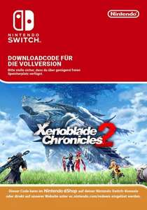 Xenoblade Chronicles 2 [download code] für 49,95€ auf GamesRocket *UPDATE*