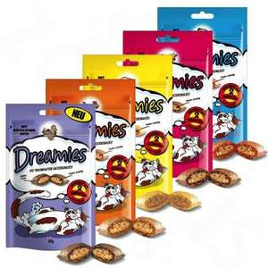 FREEBIE (lokal Berlin) Dreamies Katzensnacks am Alex