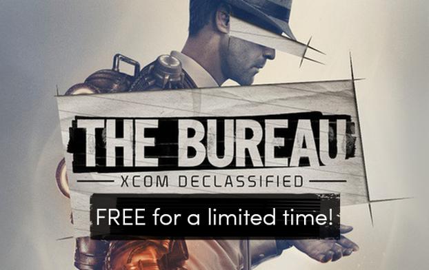 The Bureau: XCOM Declassified kostenlos im Humble Store [Humble Bundle] [Steam]