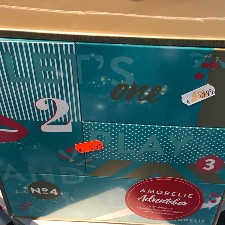 [Lokal DM Berlin?] Amorelie Adventsbox für 42,95€