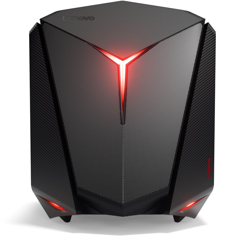[NBB] Lenovo Ideacentre Y720 Cube-15ISH ES 90H2004AGE Intel Core i5-7400 8GB RAM, 128GB SSD, 1TB HDD, GeForce GTX 1050Ti, FreeDOS