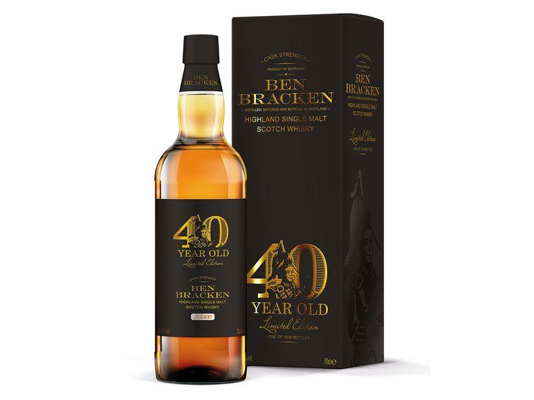 Update: Whisky 40 Jahre alt! Ben Bracken Single Malt @lidl.de jetzt für 161,10 €