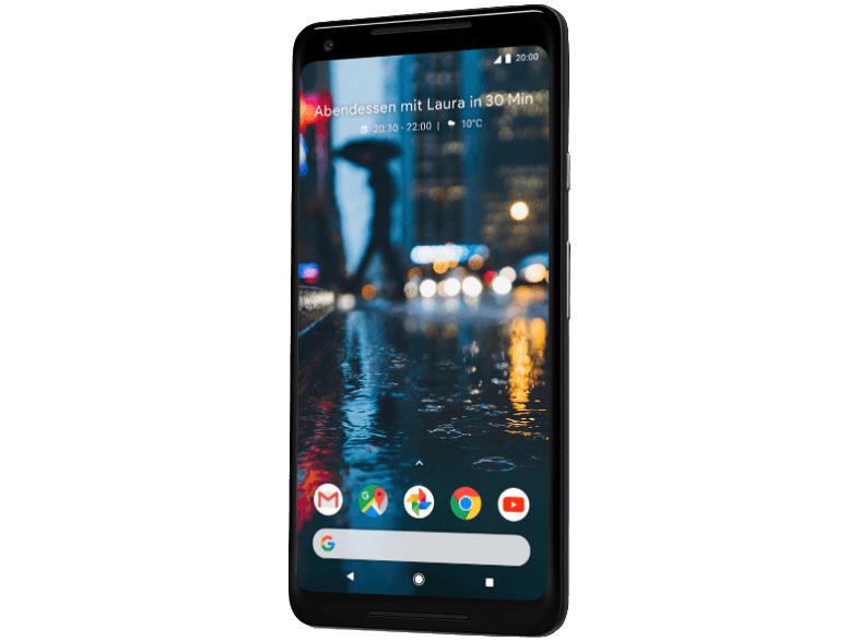 Google Pixel 2 64GB für 600,99€ (Vergleichspreis: 796€) oder Pixel 2 XL für 740,99€ (Vergleichspreis: 941€)