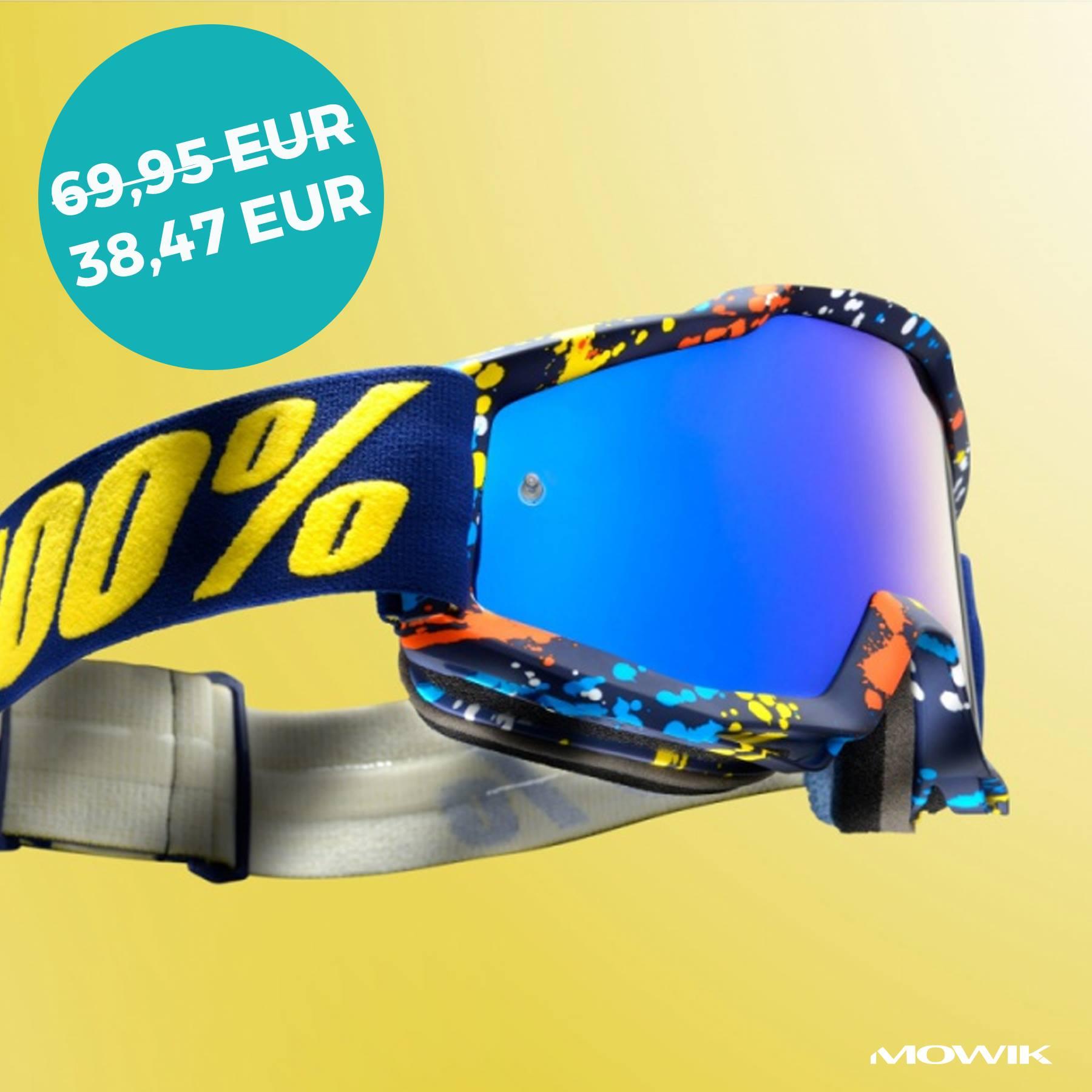 100% Motocross / MTB / Downhill Brillen