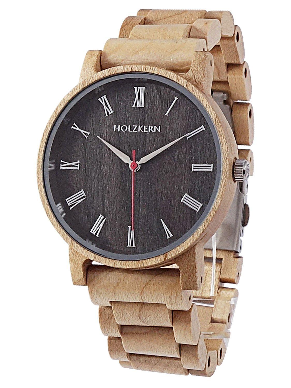 15% auf Holzkern-Uhren - das perfekte Weihnachtsgeschenk