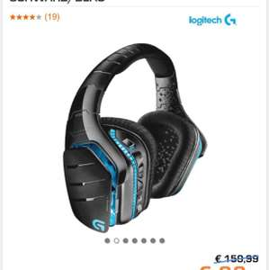 Logitech G933 Artemis Spectrum - Saturn Advents-Deal