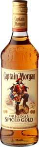 Kaufland:  CAPTAIN MORGAN Original Spiced Gold 0,7L für 8,99€