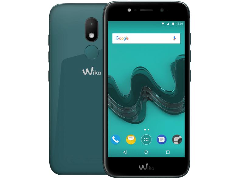 "[Mediamarkt] Wiko Wim Lite 32GB (5"" Full HD IPS, 3GB RAM, Dual SIM, 3000 mAh, mit QuickCharge 13 MP + 16! MP Kamera, Android 7.1) + Adidas Fußball Torfabrik Glider 2017 für 149 €"